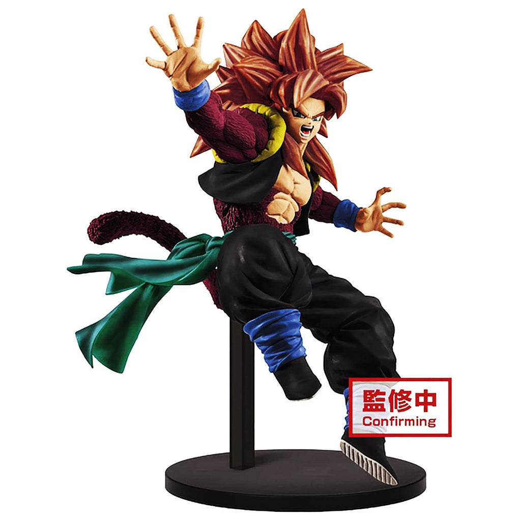 Super Dragon Ball Heroes 9th Anniversary Figure-Super Saiyan 4 Gogeta: Xeno