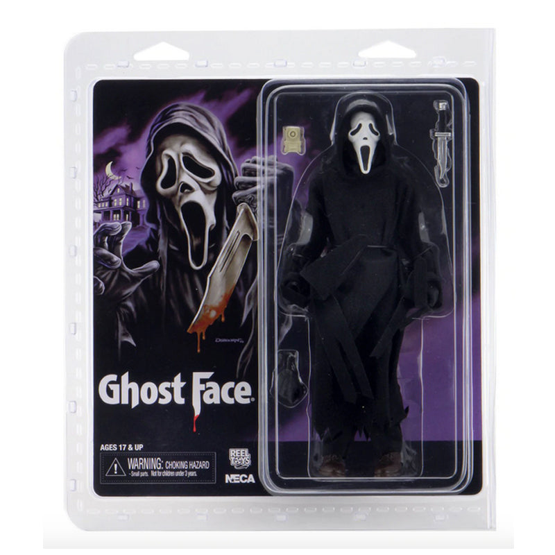 NECA Ghostface Action Figure [Clothed]