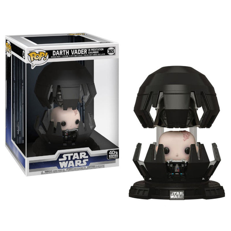 Funko Pop! Deluxe: Star Wars #365 Darth Vader in Meditation Chamber