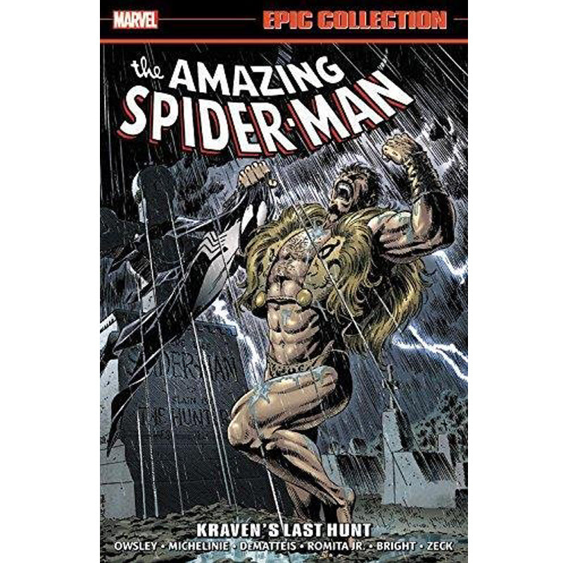 Amazing Spider-Man Epic Collection: Kraven's Last Hunt (Epic Collection: The Amazing Spider-Man) Paperback