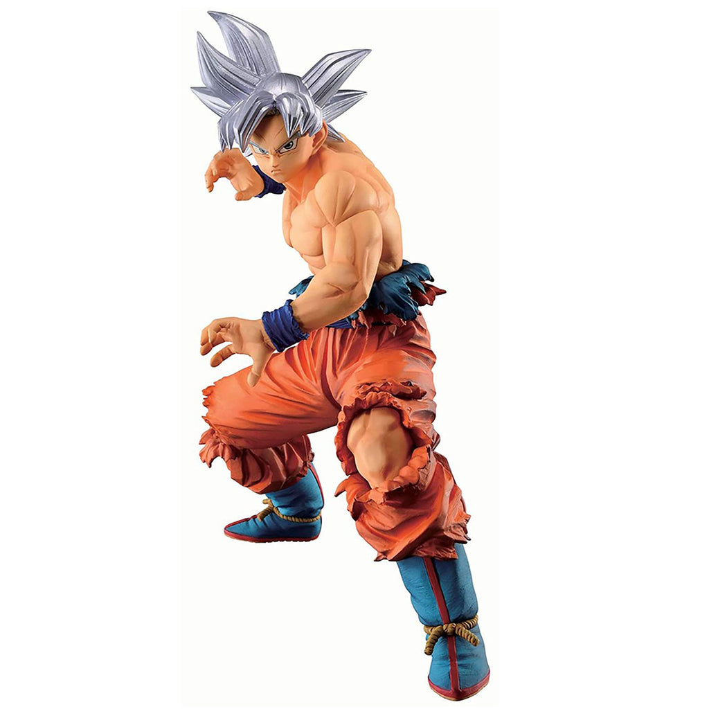 TAMASHII Nations Son Goku Ultra Instinct (Ultimate Variation) Dragon Ball, Bandai Ichiban Figure