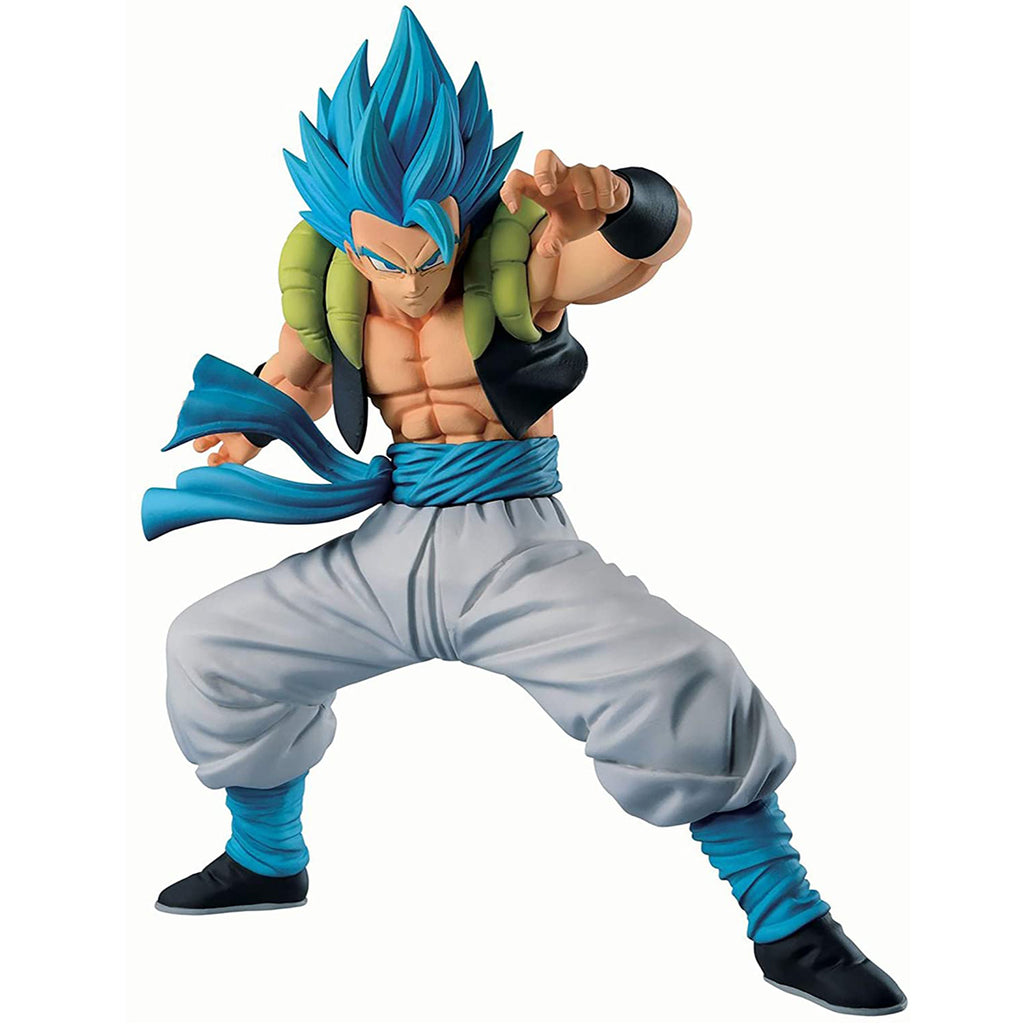 TAMASHII Nations Super Saiyan God Super Saiyan Gogeta (Ultimate Variation) Dragon Ball, Bandai Ichiban Figure