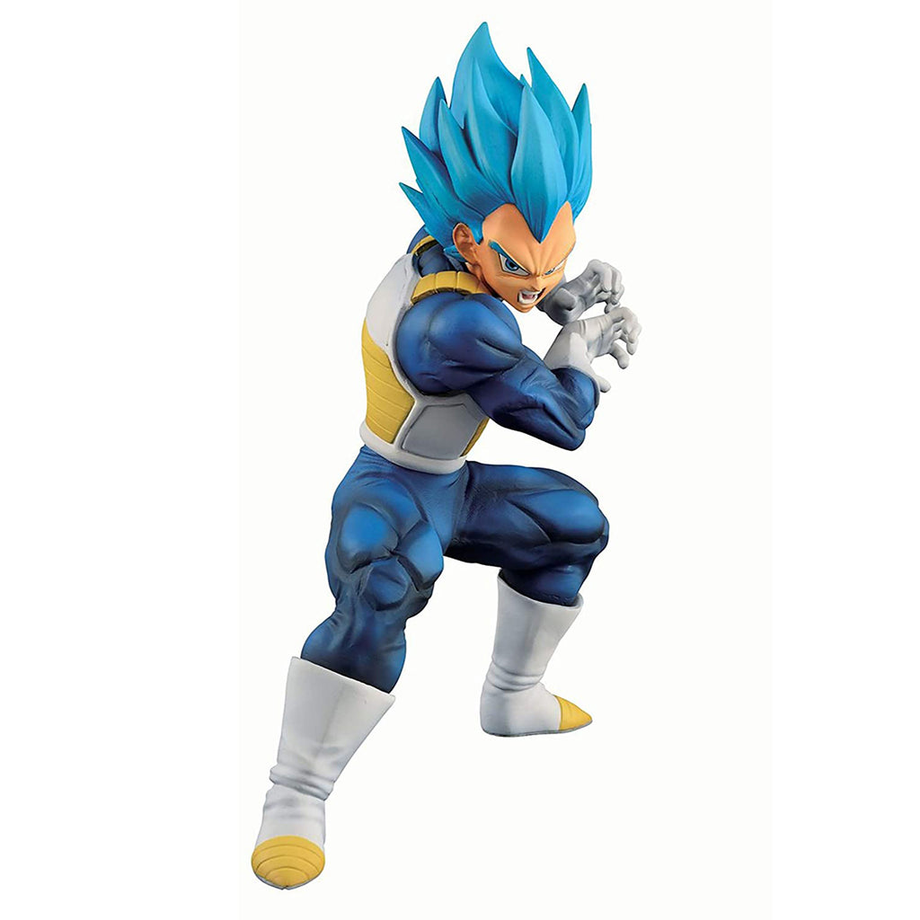 TAMASHII Nations Super Saiyan God Super Saiyan Evolved Vegeta (Ultimate Variation) Dragon Ball, Bandai Ichiban Figure