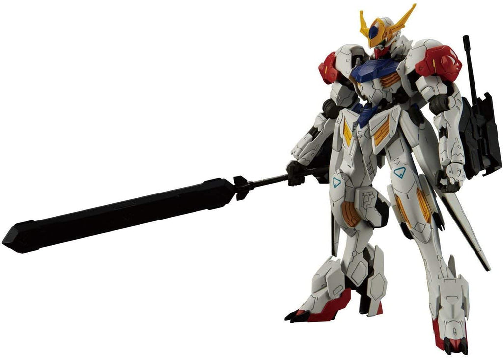 Bandai Spirits 1/100 Full Mechanics Gundam Barbatos Lupus Model Kit