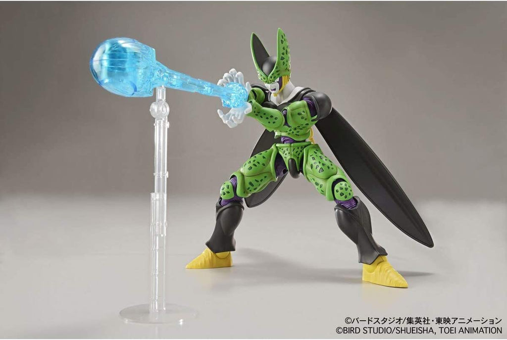 Dragon Ball Z Perfect Cell (New Pkg Ver.), Bandai Spirits Figure-riseStandard