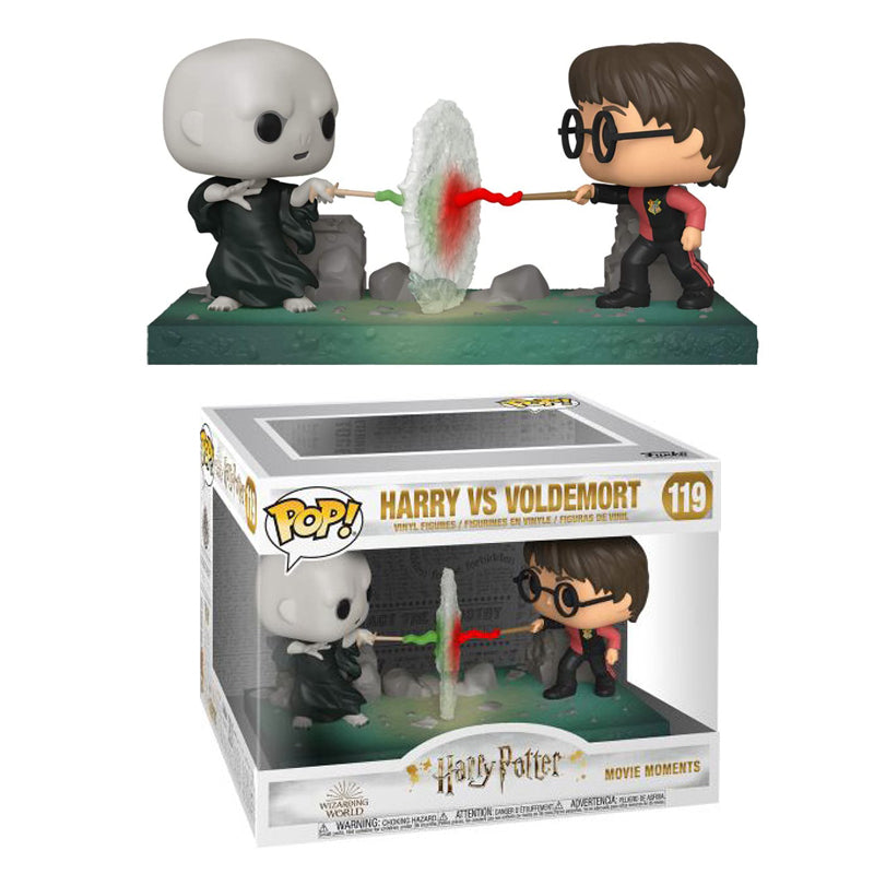 Funko Pop! Movie Moments #119 Harry Potter vs Lord Voldemort