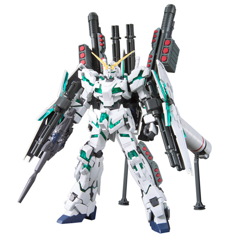 Bandai HGUC 1/144 Full Armor Unicorn Gundam (Destroy Mode) Plastic Model Kit