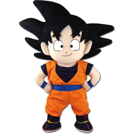 "Great Eastern Dragon Ball Z Stuffed Plush - Large 18"" Kid Goku"