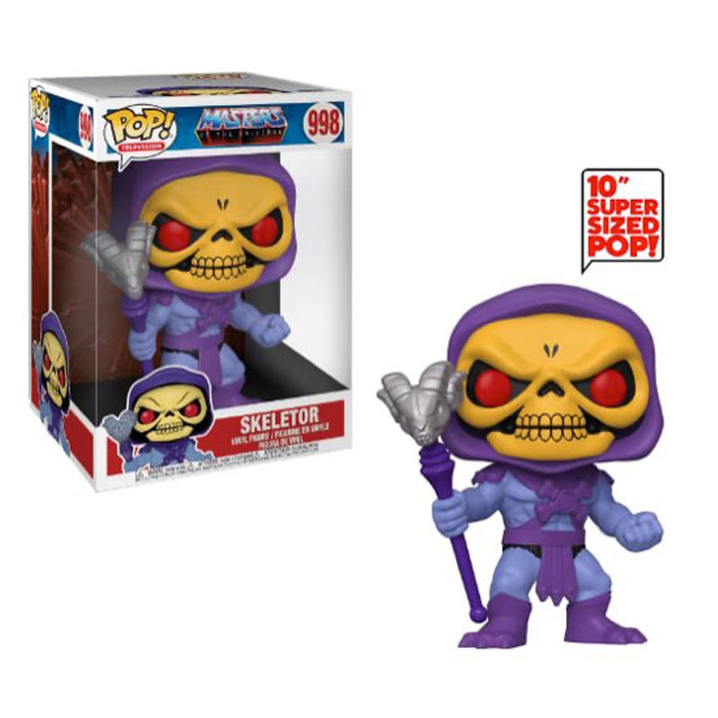 Funko Pop! Animation #998: Masters of The Universe - 10 Inch Skeletor