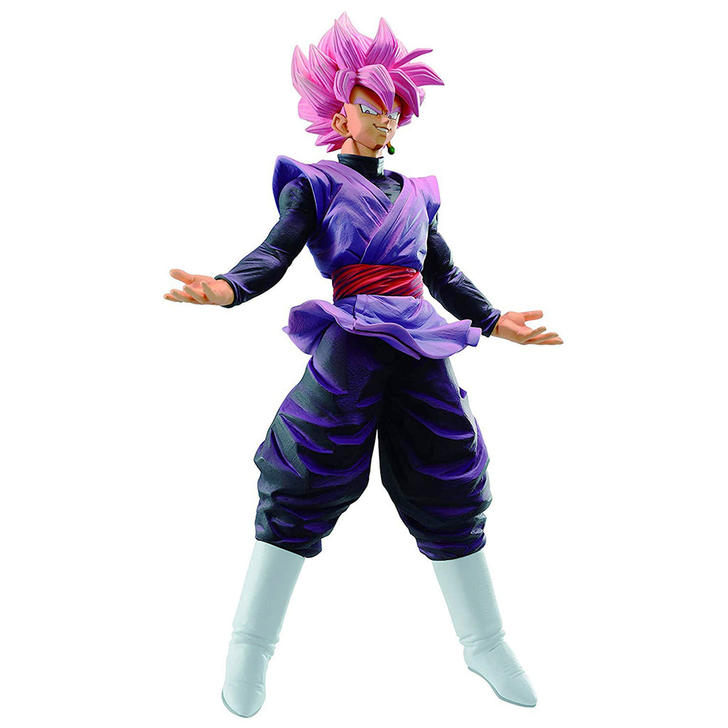 Bandai Spirits Ichibansho Dragon Ball Goku Black Super Saiyan Rose (Dokkan Battle), BandaiIchiban Figure