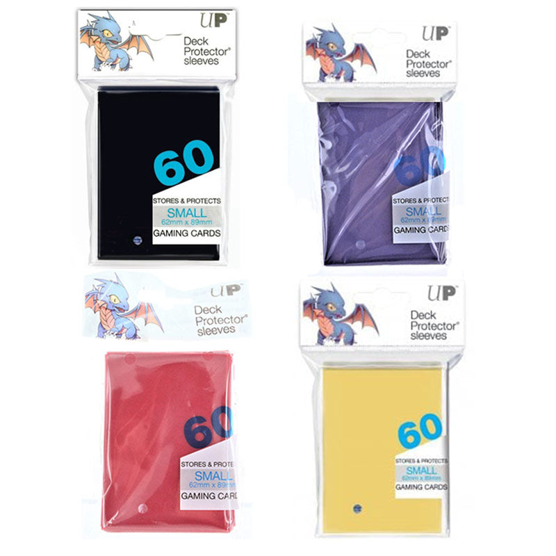 Ultra Pro Sleeves Small 60 Sleeves Pack