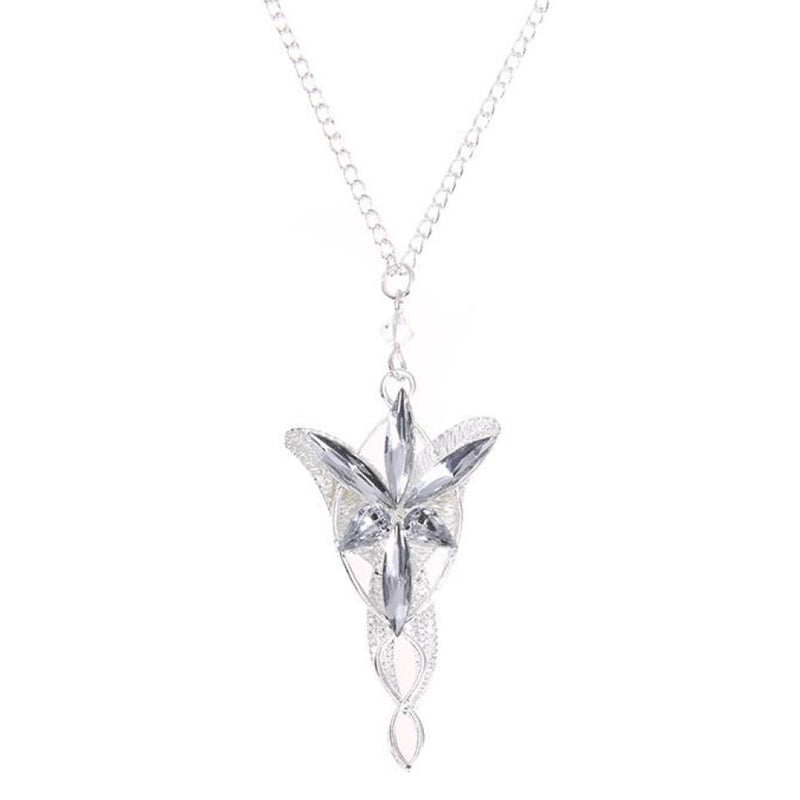 Arwen Evenstar Necklace Earrings Bracelet Jewelry