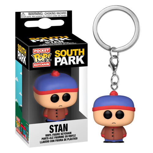 Funko Pop! Keychain: South Park - Stan