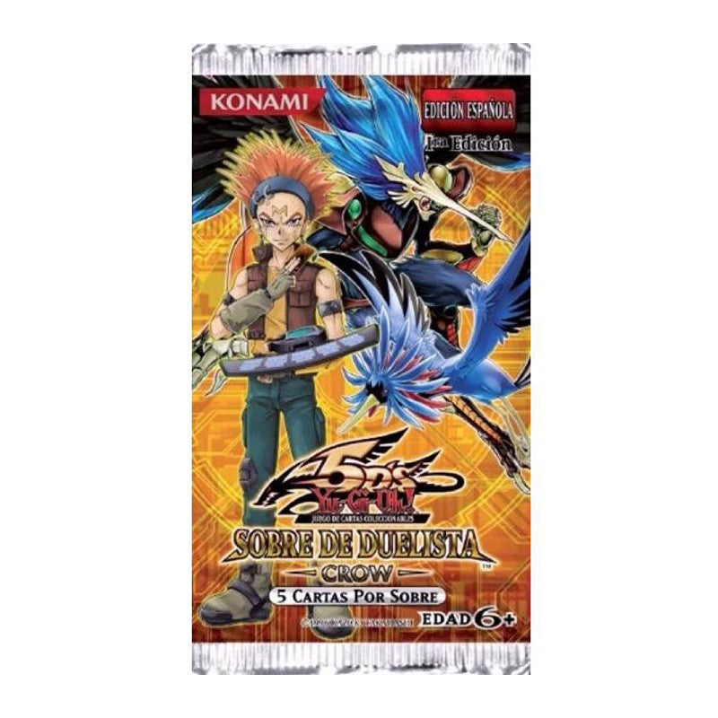 Yu-Gi-Oh! TCG: Duelist Pack 5 Crow Booster Packs