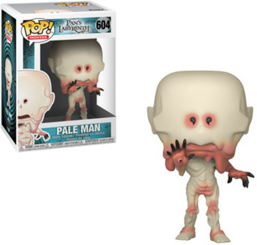 Funko Pop! Movies: Pan's Labyrinth - Pale Man Collectible Figure, Standard, Multicolor
