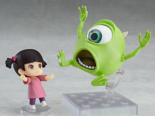 Good Smile Monsters Inc: Mike & Boo Deluxe Nendoroid Figure