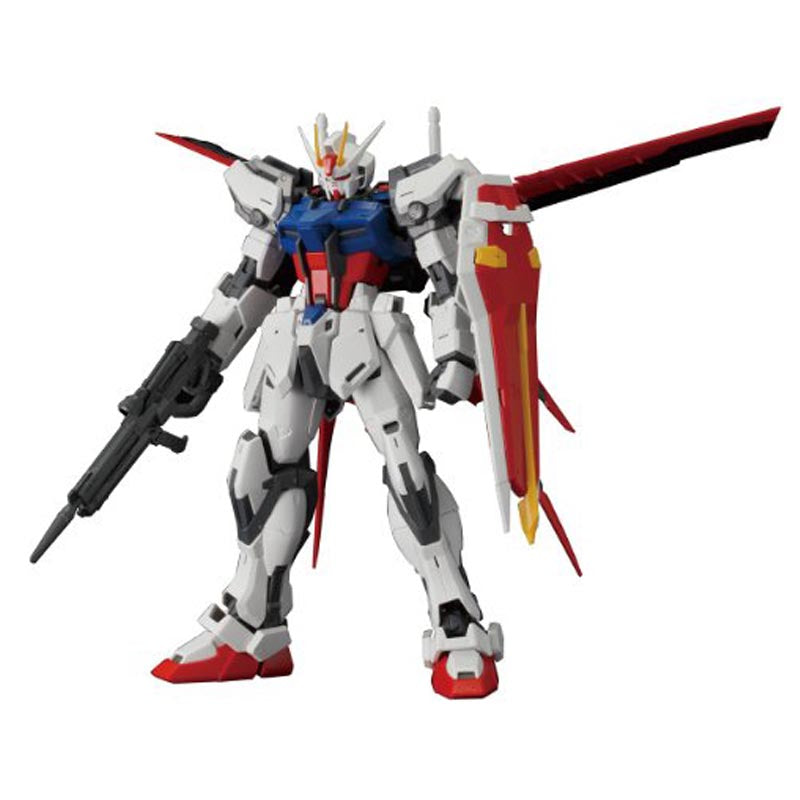 Bandai Hobby 1/100 Scale MG Aile Strike Gundam Ver. RM (ReMastered)