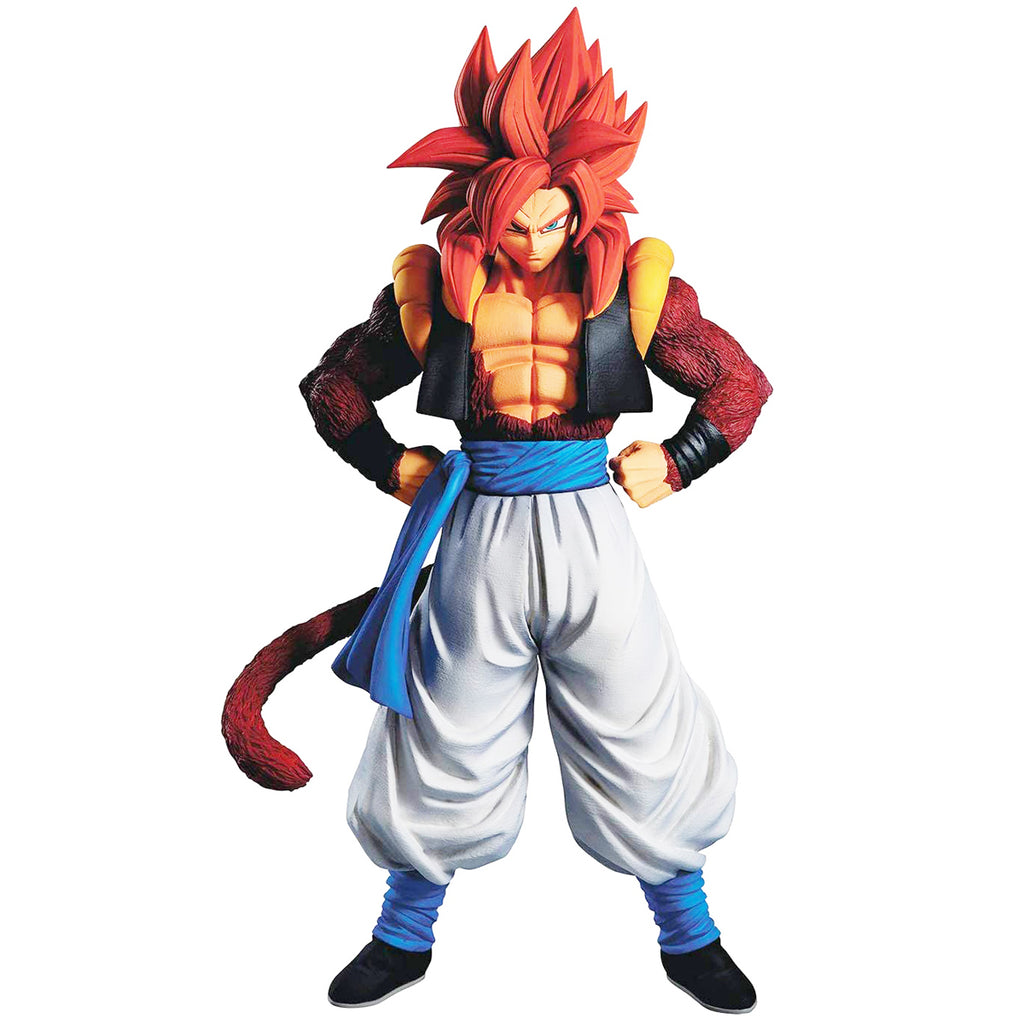 TAMASHII NATIONS Dragon Ball GT Super Saiyan 4 Gogeta Ichiban Figure