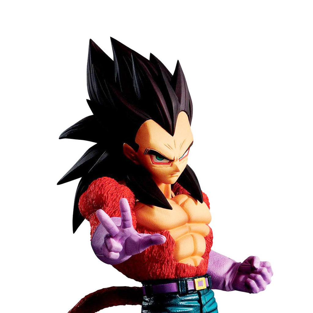 TAMASHII NATIONS Dragon Ball GT Super Saiyan 4 Vegeta Ichiban Figure