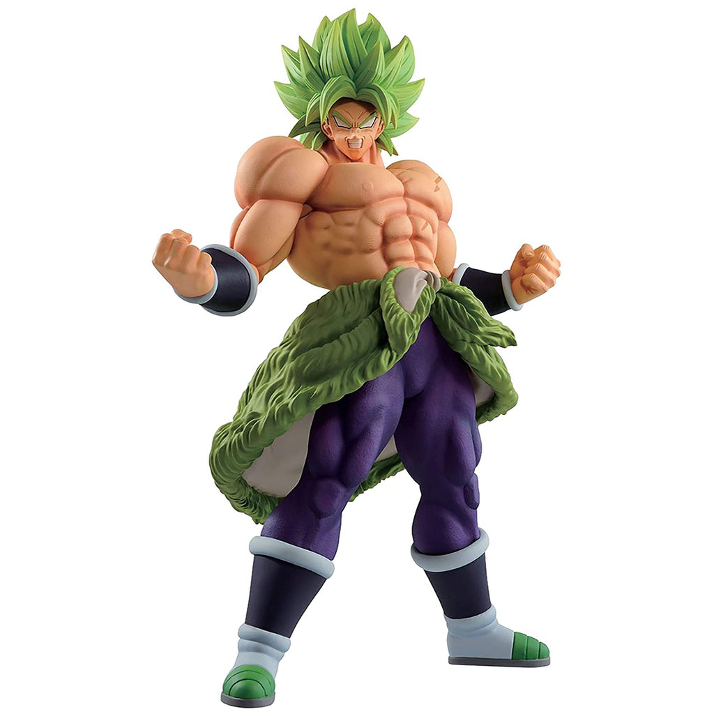 TAMASHII Nations Super Saiyan Broly Full Power (Ultimate Variation) Dragon Ball, Bandai Ichiban Figure