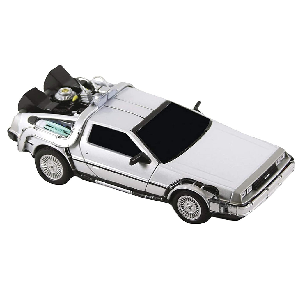 NECA 1:16 SCALE Back to The Future Time Machine 6-Inch Diecast Vehicle