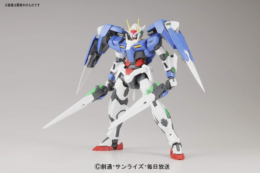 "Bandai Hobby MG 00 Raiser ""Gundam"" 1/100 Scale Model Kit"