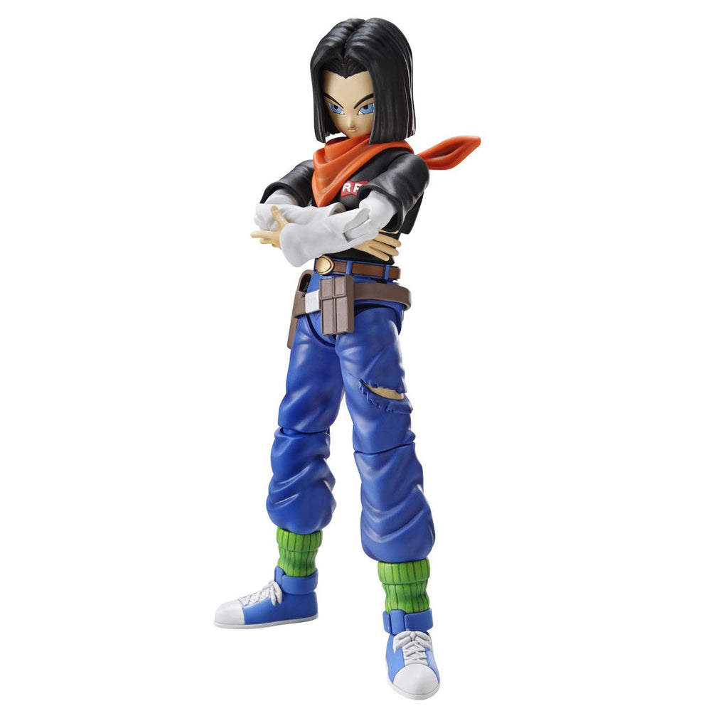 "Bandai Hobby Figure-Rise Standard Android #17 ""Dragon Ball Model Kit"