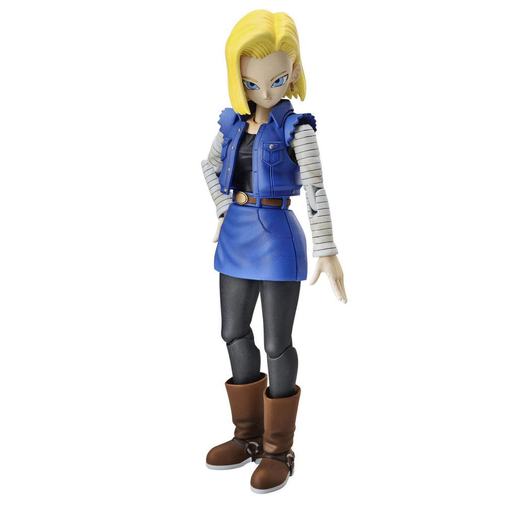 "Bandai Hobby Figure-Rise Standard Android #18 ""Dragon Ball Model Kit"