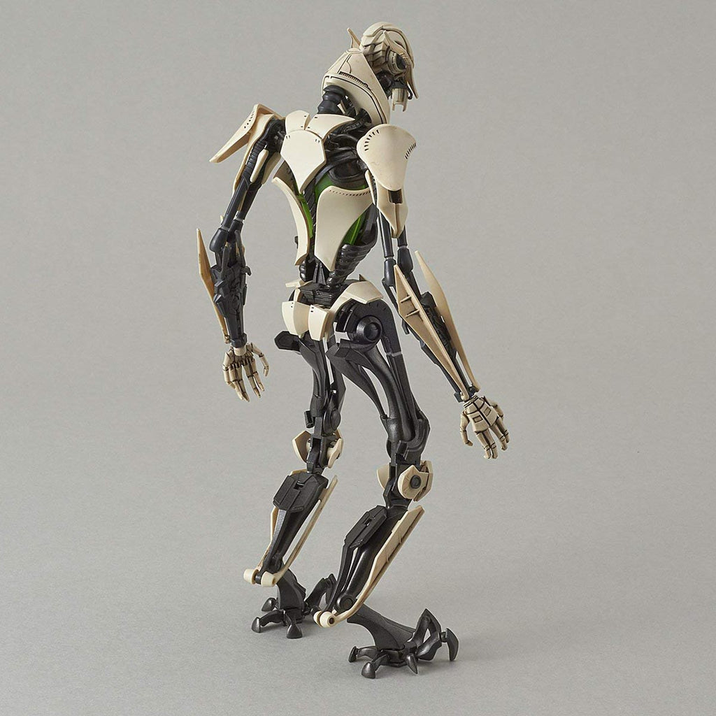 "Bandai Hobby Star Wars 1/12 Plastic Model General Grievous ""Star Wars"""