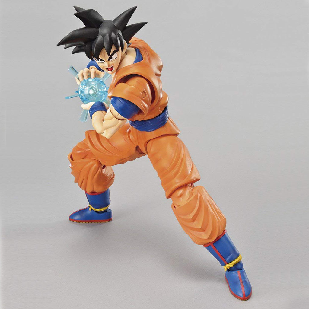Bandai Hobby Figure-Rise Standard Son Goku Dragon Ball Z Model Kit Figure