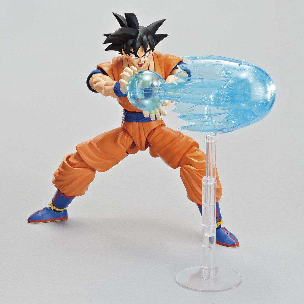 Bandai Spirits Figure-Rise Standard Dragon Ball Z Son Goku (New Version) Plastic Model