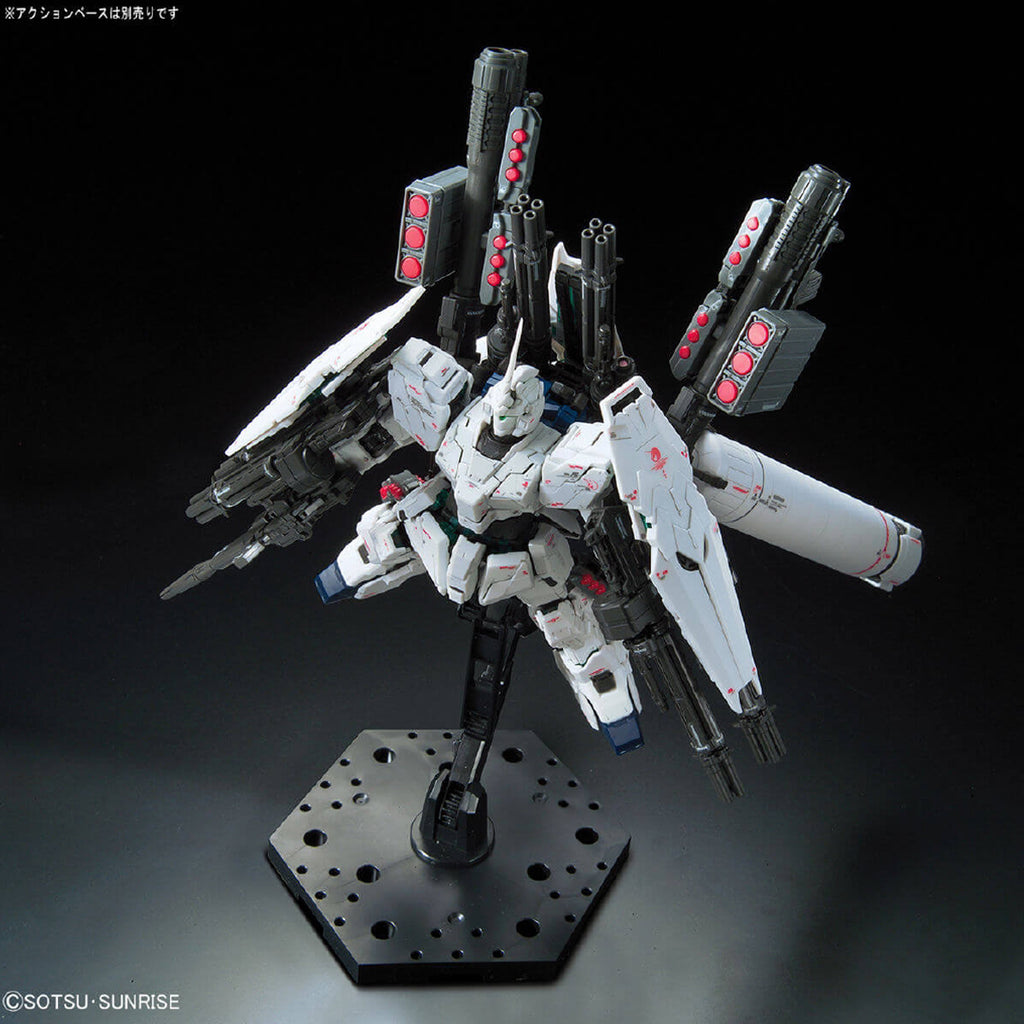 "Bandai Hobby RG 1/144 Full Armor Gundam Unicorn ""Gundam UC"" Model Kit"