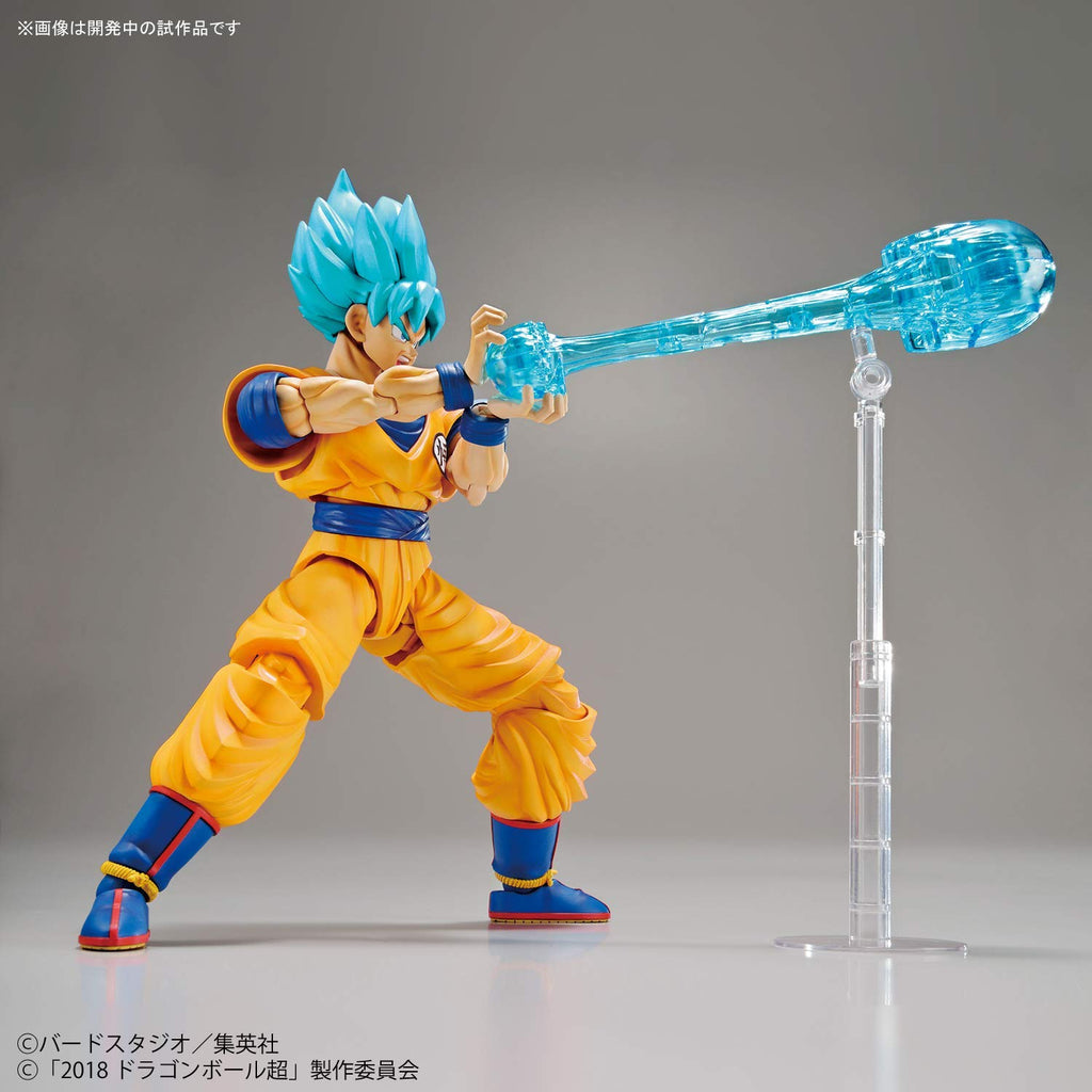 "Bandai Hobby Figure-rise Standard SSGSS Goku (Special Color Ver.) ""Dragon Ball Super"" Model Kit"