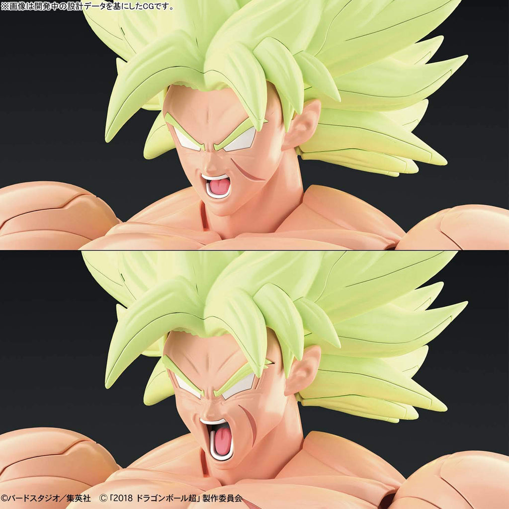 Bandai Hobby Figure-Rise Standard Super Saiyan Broly Full Power Dragon Ball Super