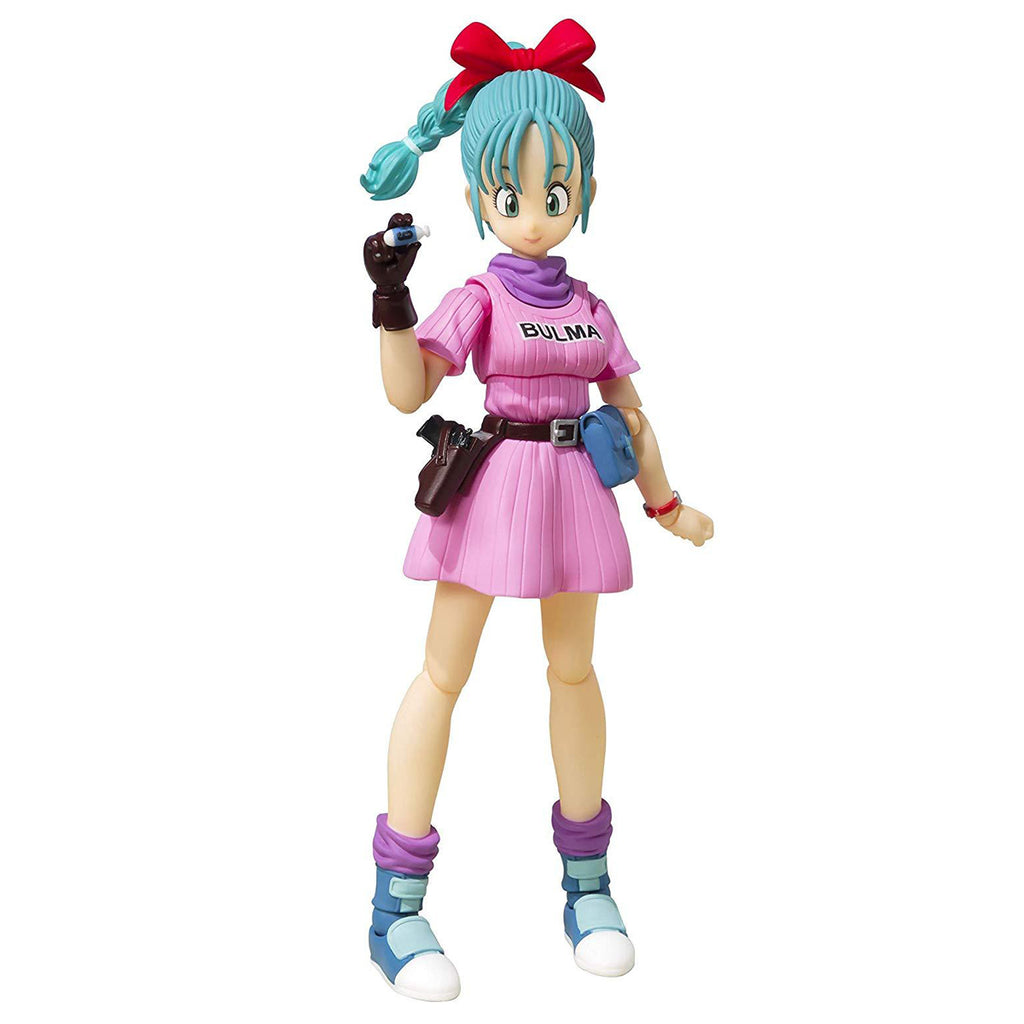 TAMASHII NATIONS Bandai S.H. Figuarts Bulma -Adventure Begins- Dragon Ball