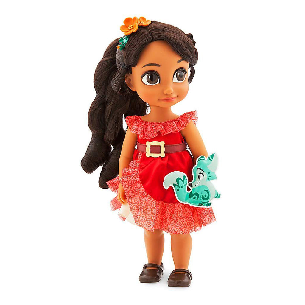 Disney Princess Animators' Collection Toddler Doll 16'' H - Elena of Avalor