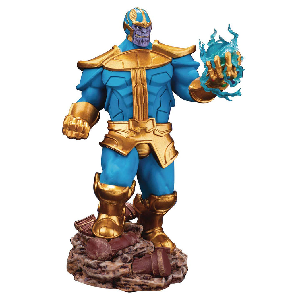Beast Kingdom Avengers Infinity War: Thanos Ds-14SP (Comic Version) D-Stage Series Statue