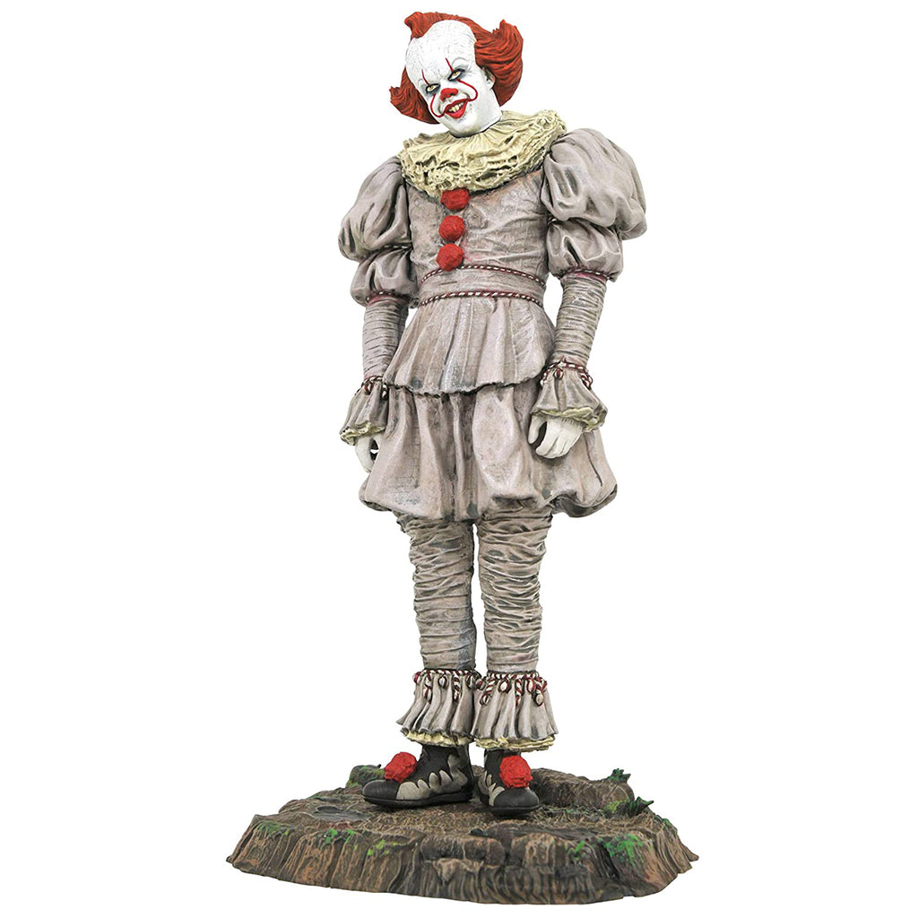 DIAMOND SELECT TOYS It Chapter 2 Gallery Pennywise Swamp PVC Statue