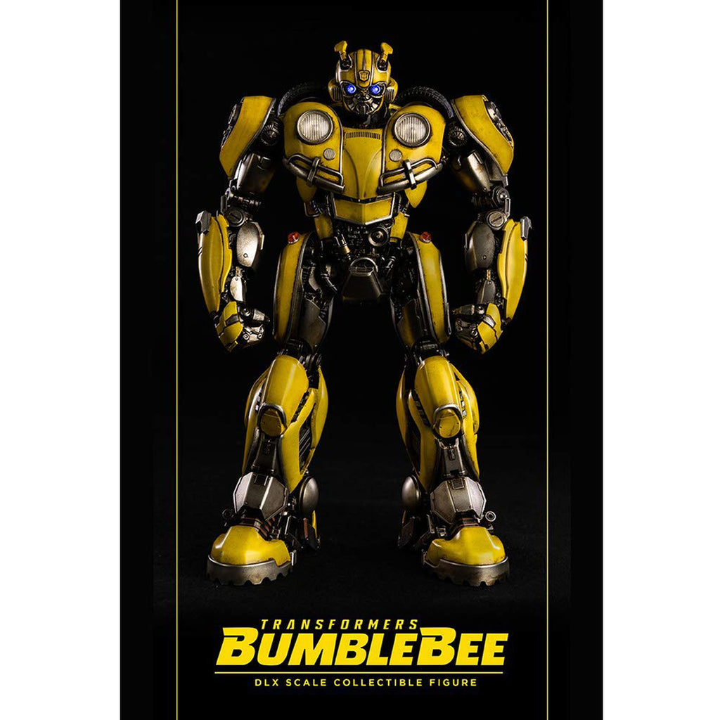 3A Transformers: Bumblebee Deluxe Scale Figure