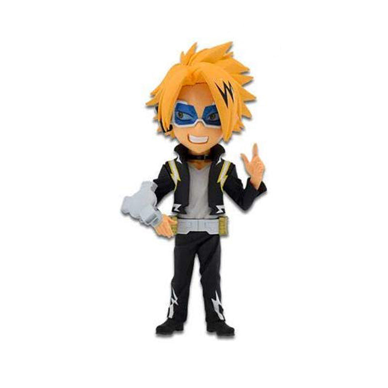 Banpresto My Hero Academia WCF Chibi Figures 7 cm Assortment Vol. 2 Mini Denki Kaminari