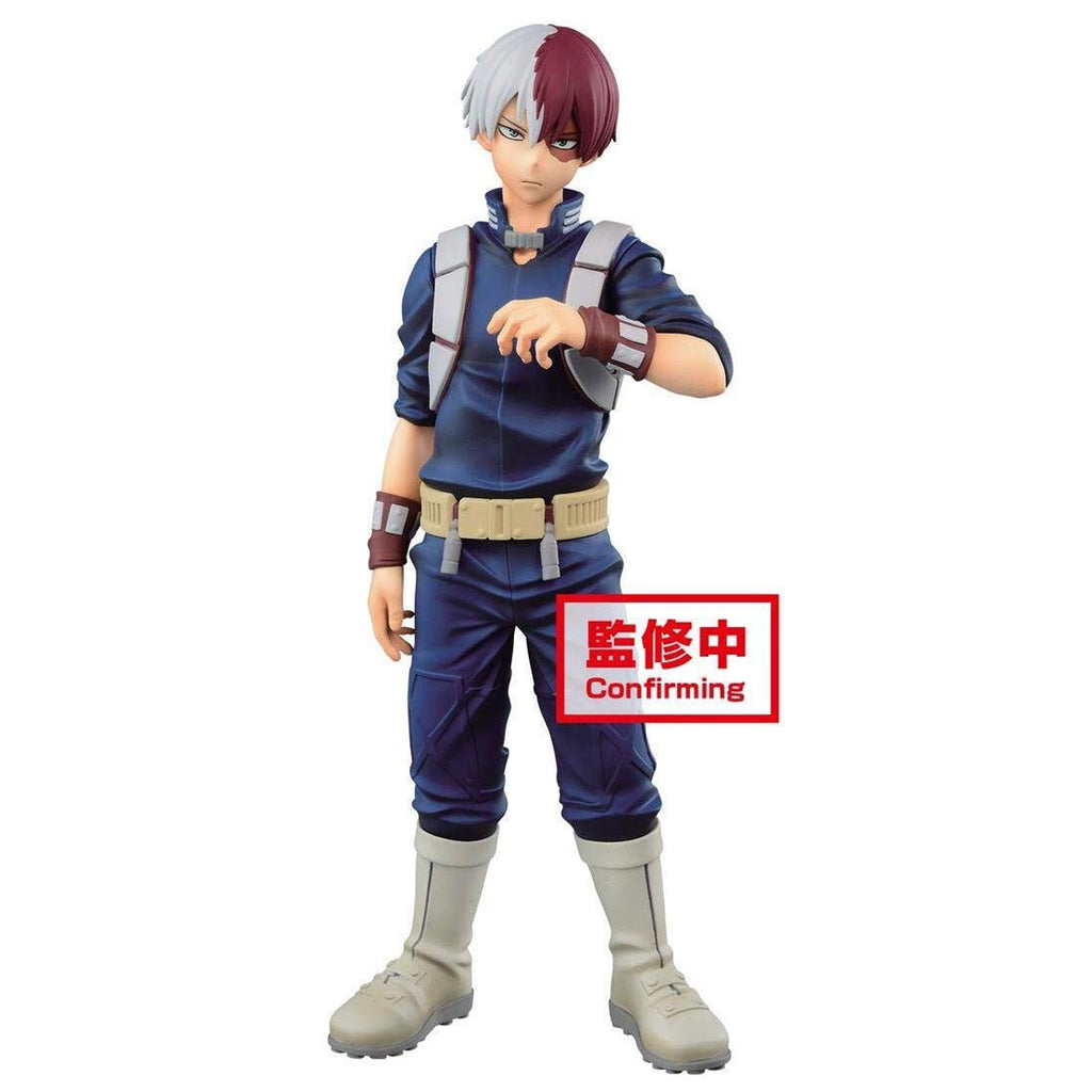 Banpresto My Hero Academia Age of Heroes Shoto Todoroki Figure