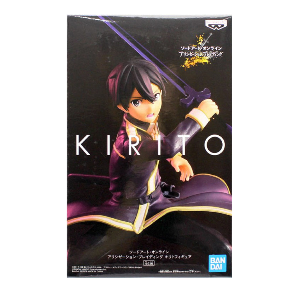 Banpresto Sword Art Online: Alicization Kirito Figure