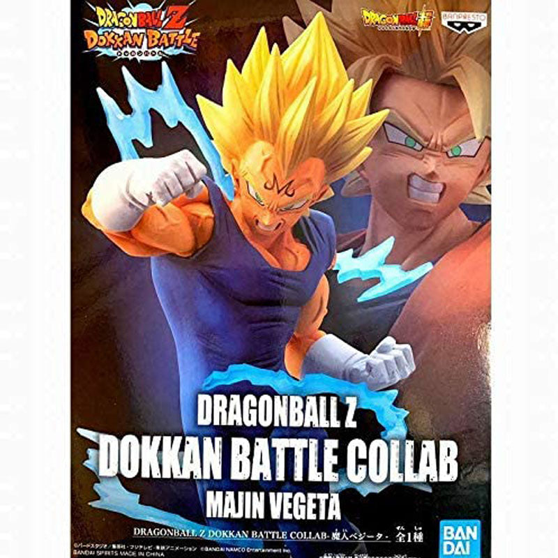 Banpresto Dragon Ball Z Dokkan Battle Collab-Majin Vegeta