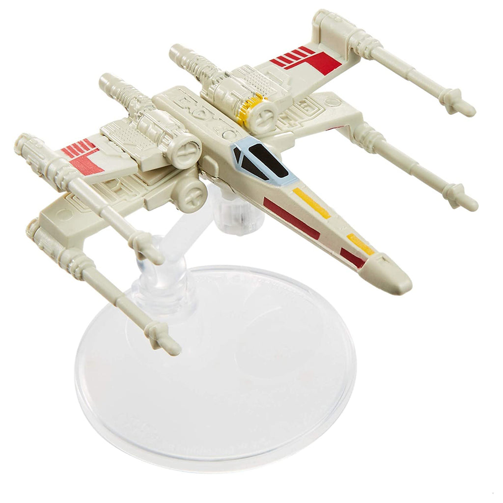 Hot Wheels Star Wars Starships X-Wing Fighter Red Five