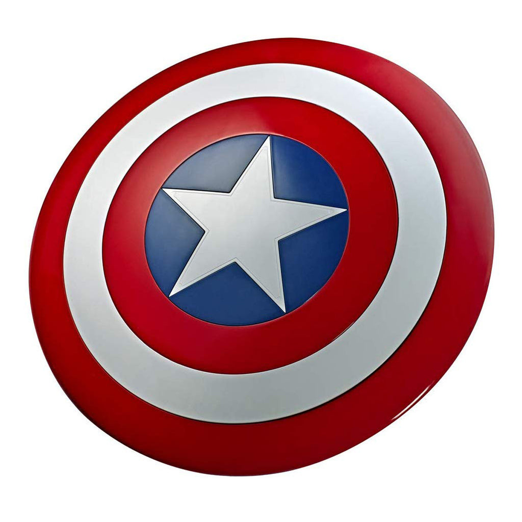 Marvel Exclusive Legends Gear Classic Comic Captain America Shield Prop Replica