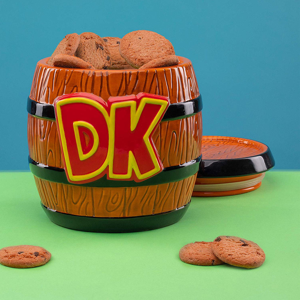 Paladone Super Mario Donkey Kong Cookie Jar