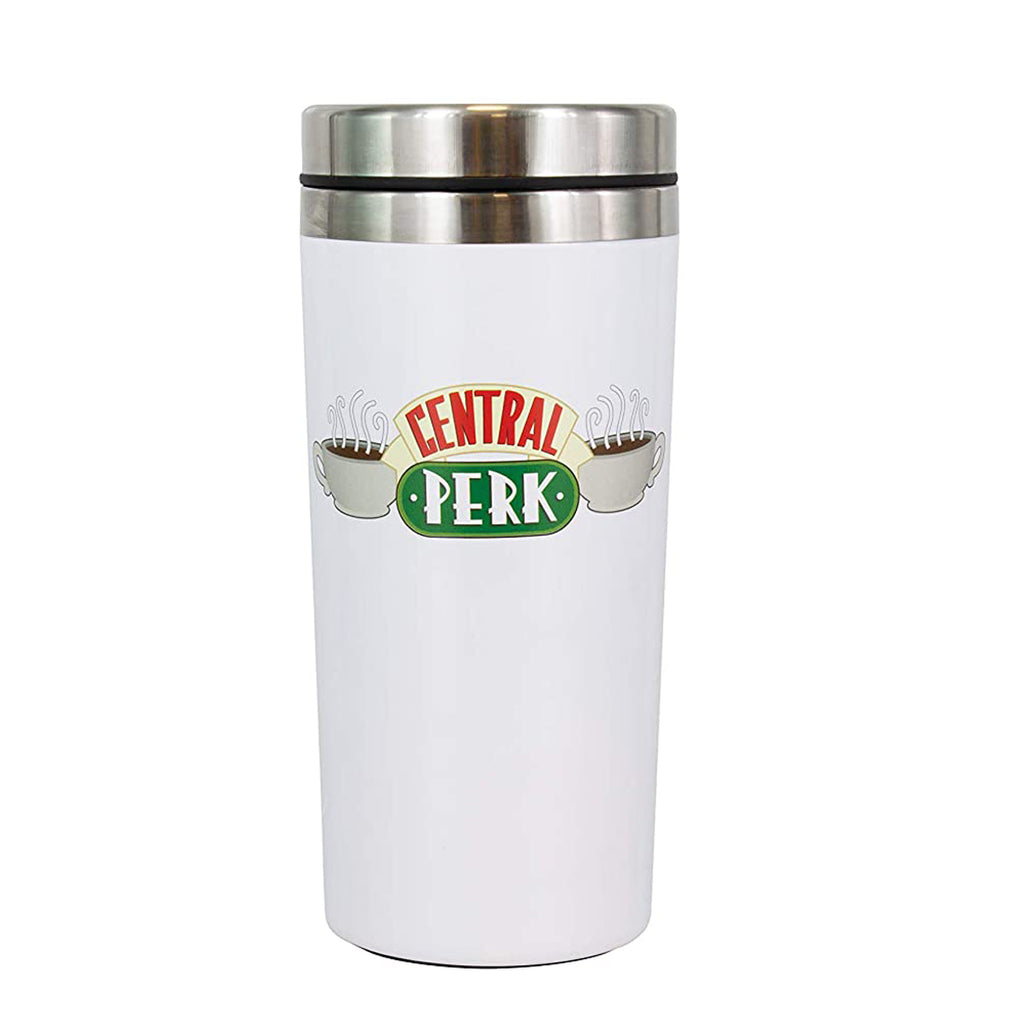 Friends Sitcom Show Central Perk Travel Mug