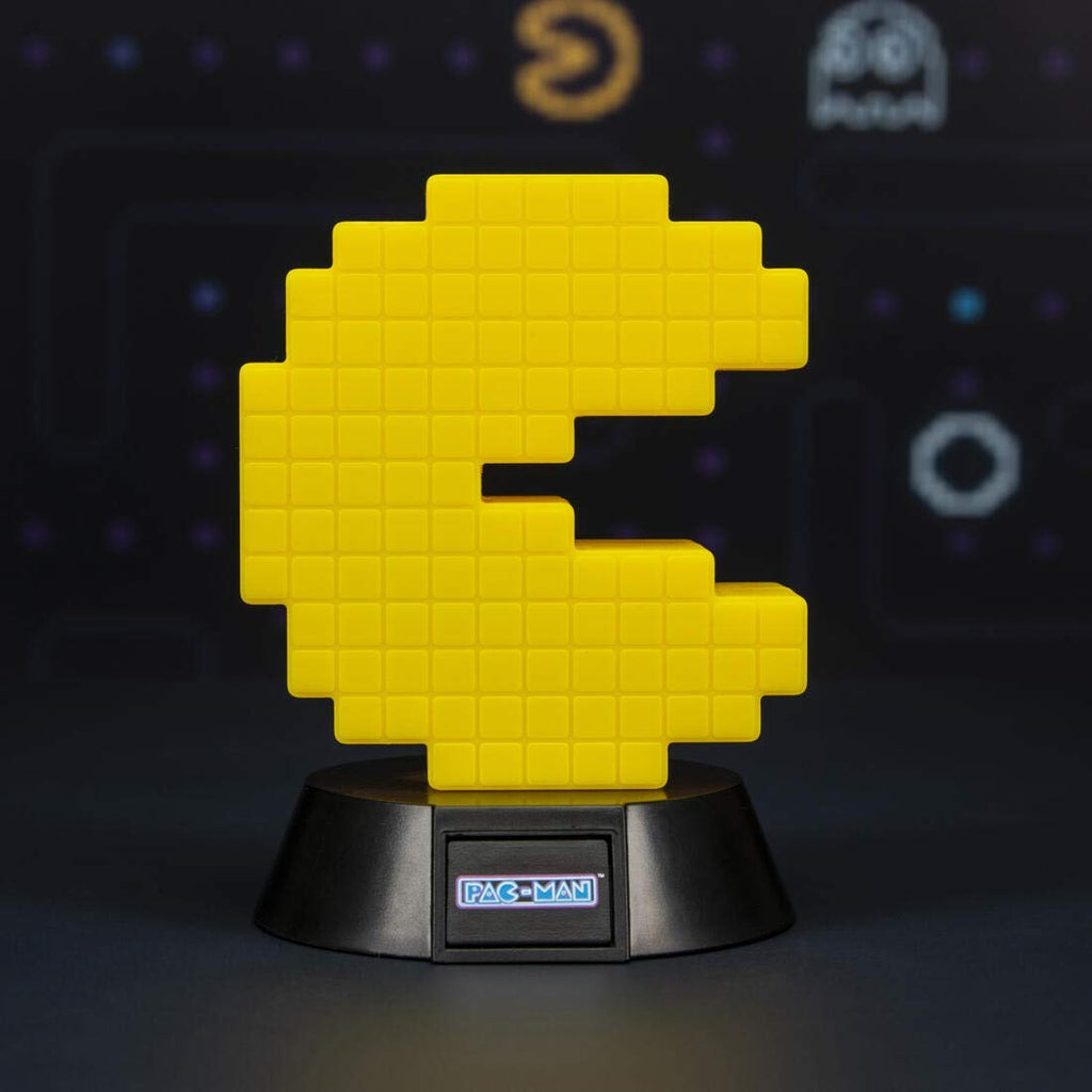 Paladon Pac Man Icon Light