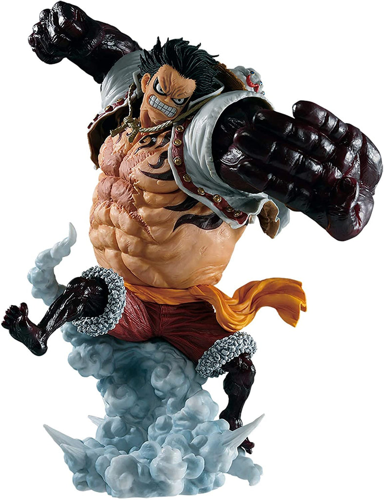 One Piece Luffy Gear 4 Boundman Bandai Ichiban Figure Standard