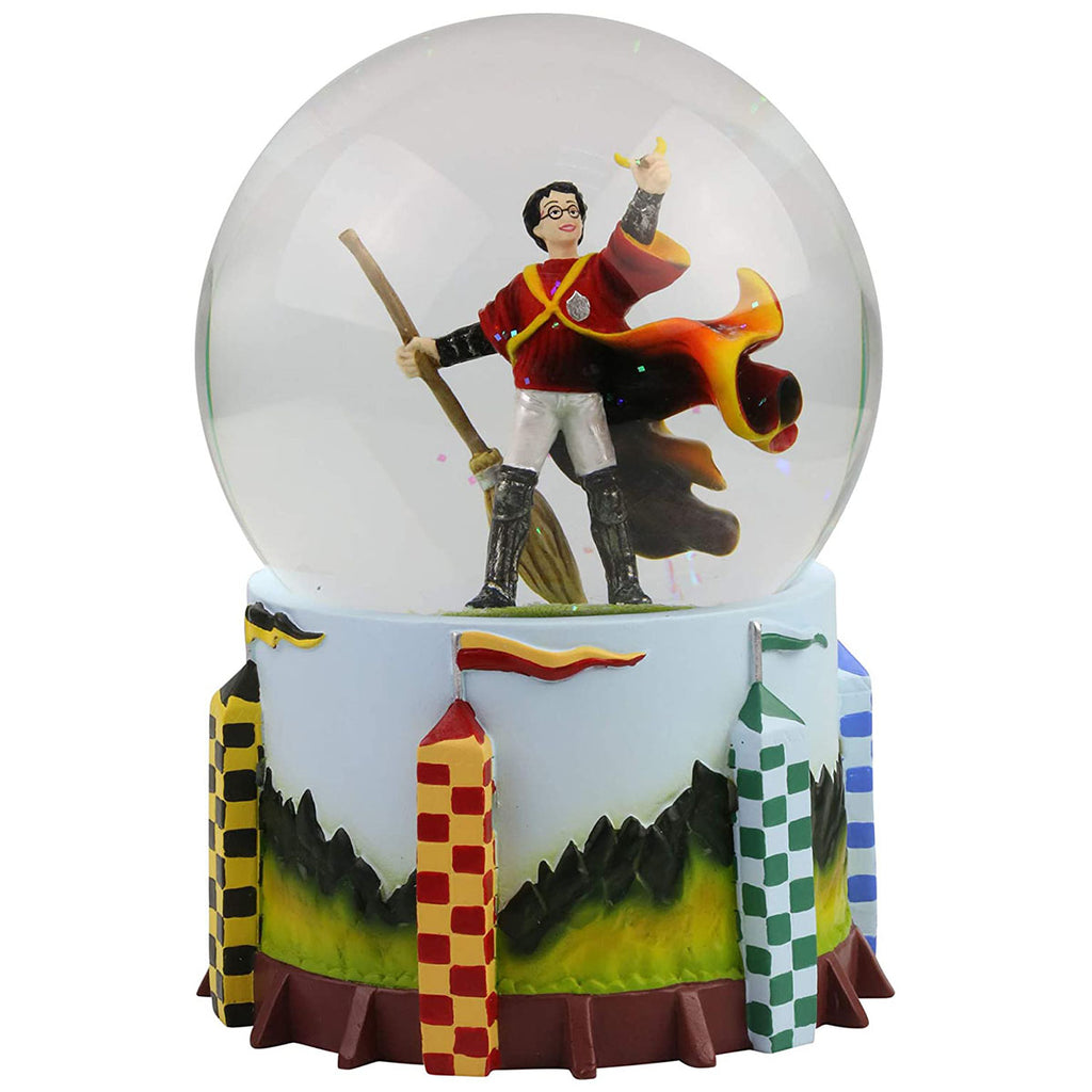 The Wizarding World of Harry Potter Quidditch Waterglobe Waterball